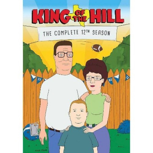 King of the Hill: Season 12 [DVD]