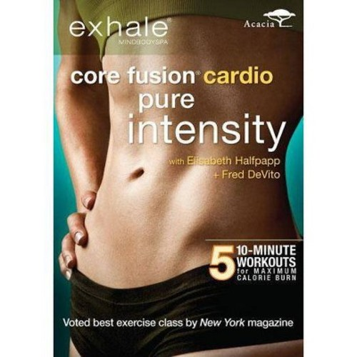Exhale: Core Fusion Cardio - Pure Intensity [DVD] [2011]