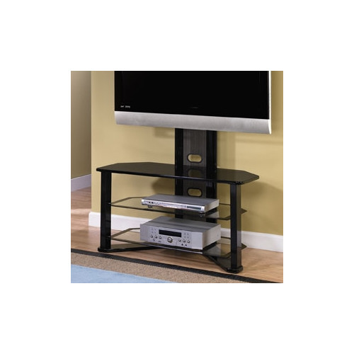 Z-Line Designs Madrid Flat Panel TV Stand with Integrated Mount (ZL541-44MU) -