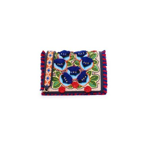 TORY BURCH Floral Cross Body Bag