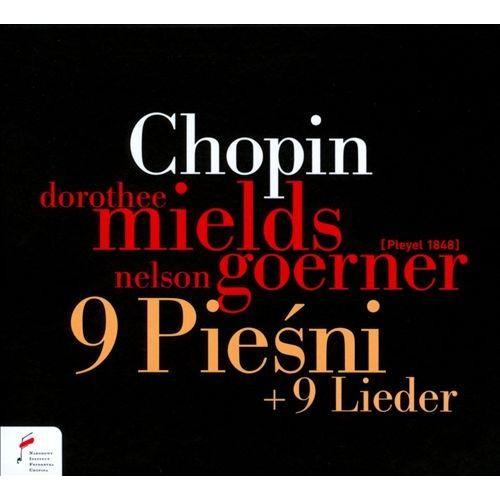 Chopin: 9 Piesni + 9 Lieder [CD]
