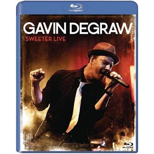 Degraw Gavin-Sweeter Live (Blu-Ray)