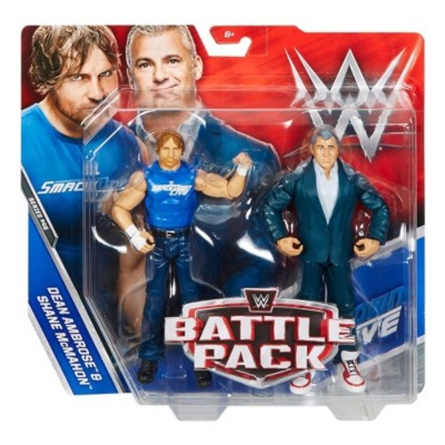 WWE Dean Ambrose and Shane McMahon Action Figure 2-Pack