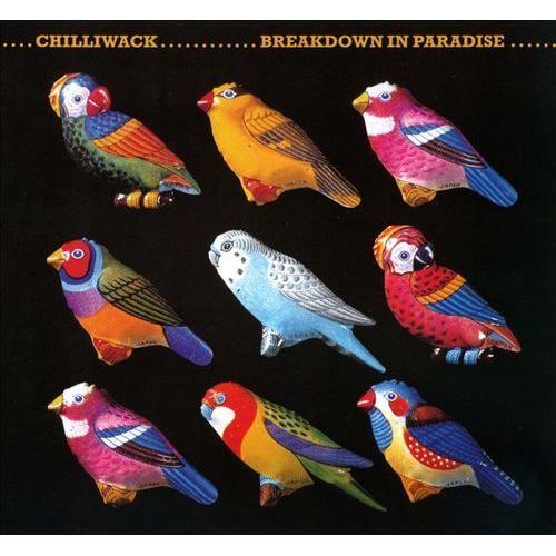Breakdown in Paradise [CD]