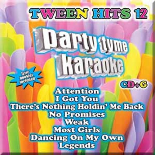 Party Tyme Karaoke: Tween Hits, Vol. 12 [Audio CD]