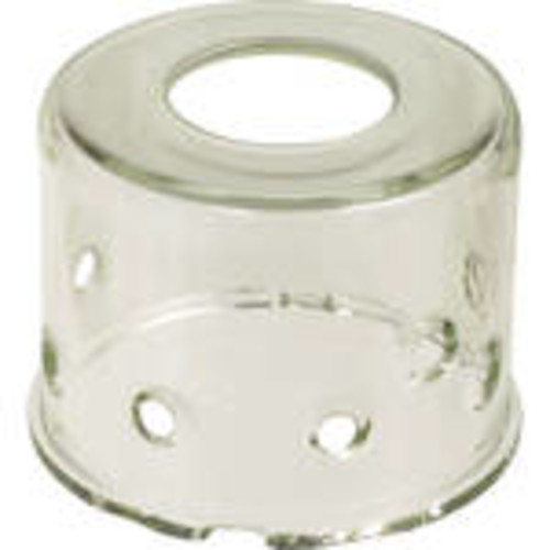Clear Glass Dome for 4003C and 4006C Flash Tubes