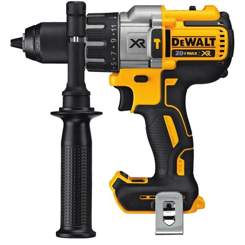DEWALT DCD996B Bare Tool 20V MAX XR Lithium Ion Brushless 3-Speed Hammer Drill [Drill bare tool]