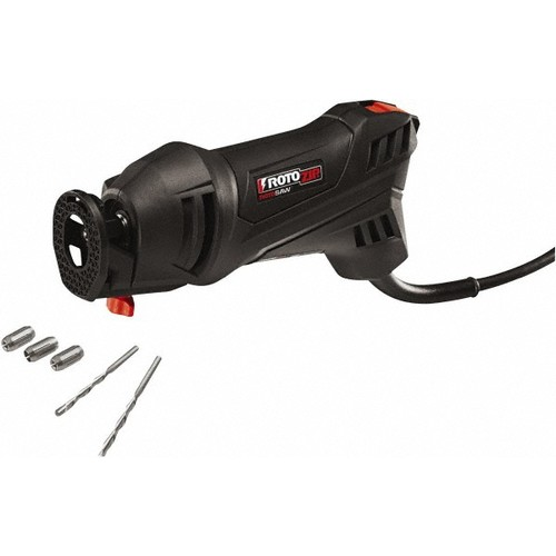 Rotozip - 120 Volt, Electric Rotary Tool Kit