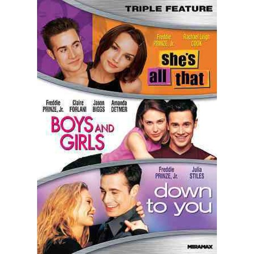 She's All That/Boys And Girls/Down To You (DVD)