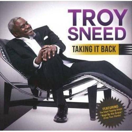 Tony Sneed - Taking It Back [Audio CD]