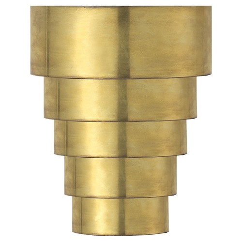 Micah Sconce, Antiqued Brass