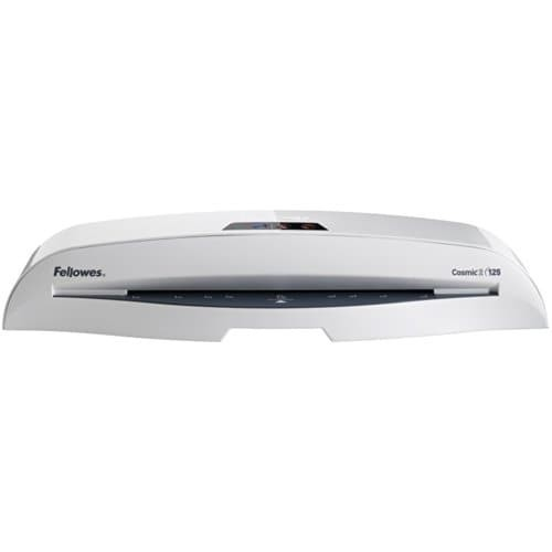 Fellowes Laminator Cosmic2 125, 12.5-Inch with 10 Pouches