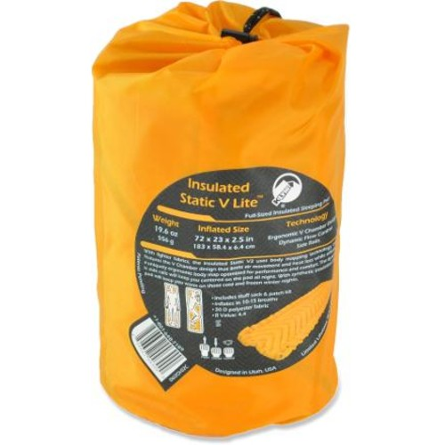 Klymit Static V Lite Insulated Sleeping Pad'