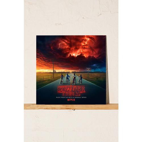 Various Artists Stranger Things: Music from the Netflix Original Series Limited 2XLP [REGULAR]