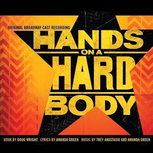 Hands on a Hard Body [Original Broadway Cast Recording] [CD]