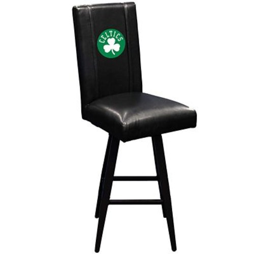 Dreamseat Swivel Bar Stool; Boston Celtics - Secondary