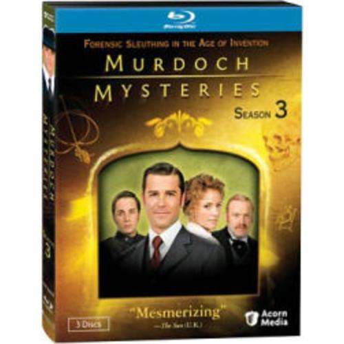 Murdoch Mysteries: Season 3