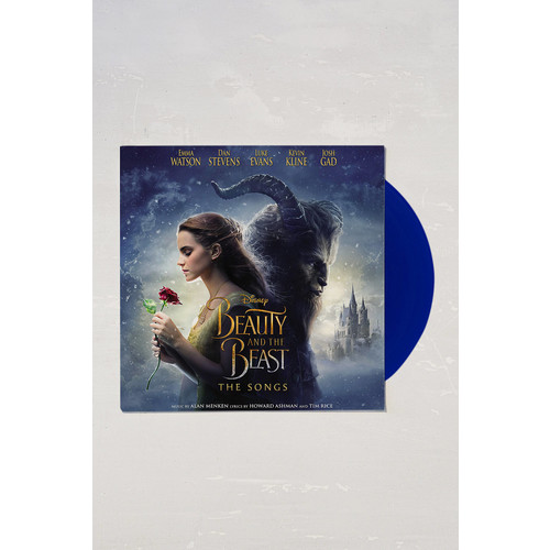 Various Artists - Beauty And The Beast Soundtrack LP [REGULAR]
