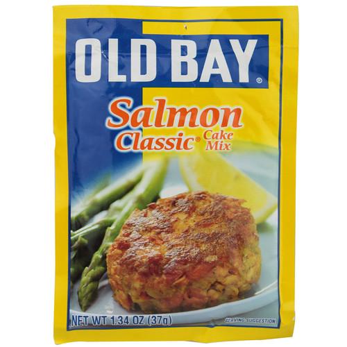 Bay Classic Salmon Cake Mix -- 1.34 oz
