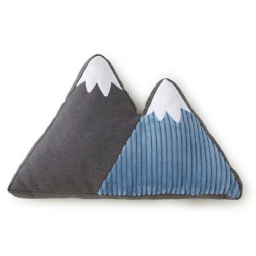 Levtex Baby Trail Mix Mountain Throw Pillow