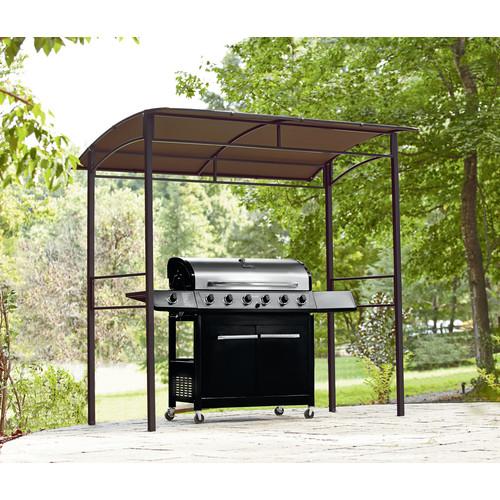 Essential Garden Steel grill gazebo