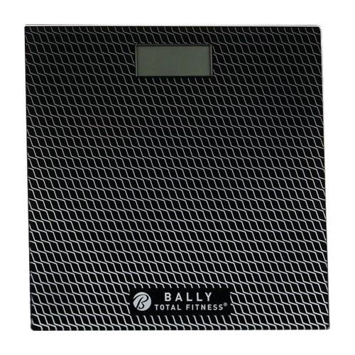 BALLY - Digital Bathroom Scale - Black