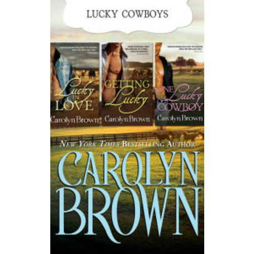 The Lucky Brothers Trilogy: A Texas Cowboy Boxed Set