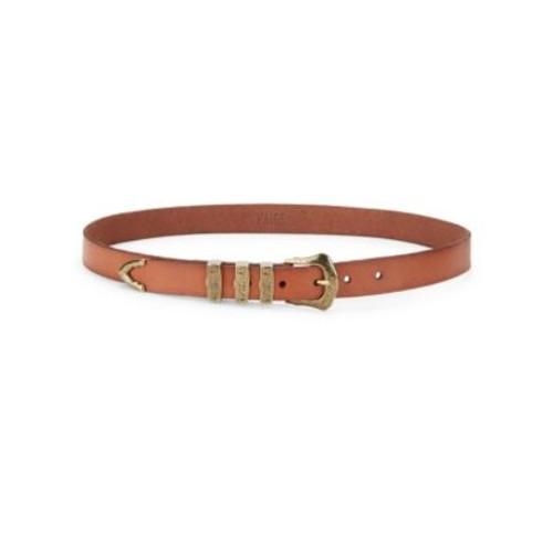 PAIGE Abigail Leather Belt