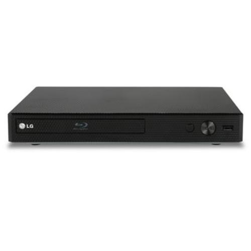 LG Wi-Fi Smart Blu-ray Player