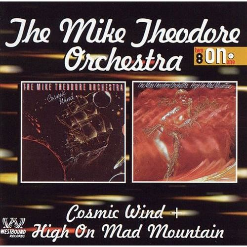 Cosmic Wind/High on Mad Mountain [CD]