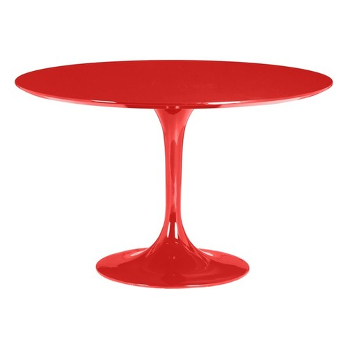 Wilco MDF Dining Table in Black, Red, or White