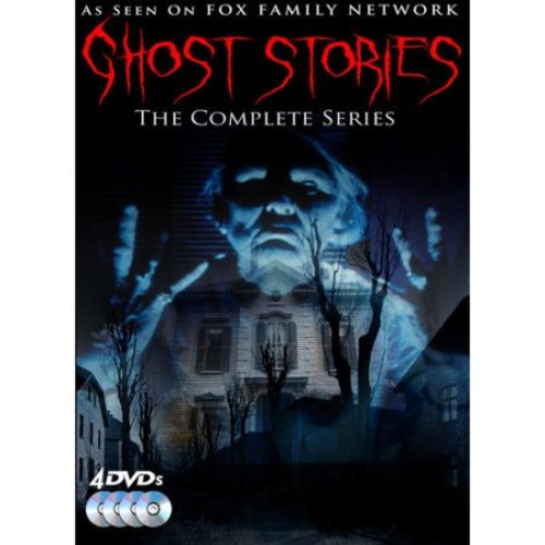 Ghost Stories: The Complete Series [4 Discs] [DVD]