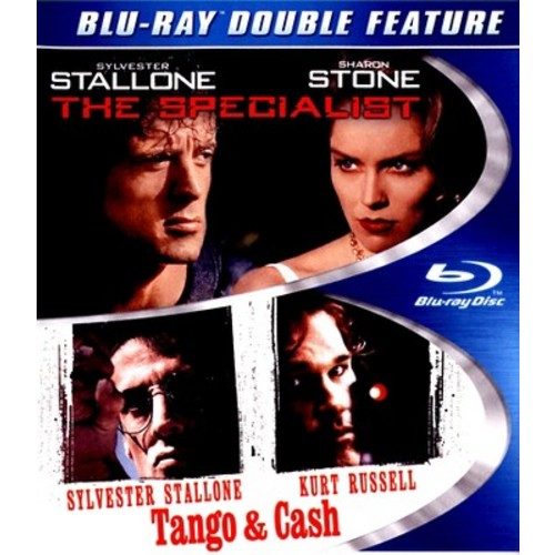 The Specialist/Tango & Cash (Blu-ray Disc)