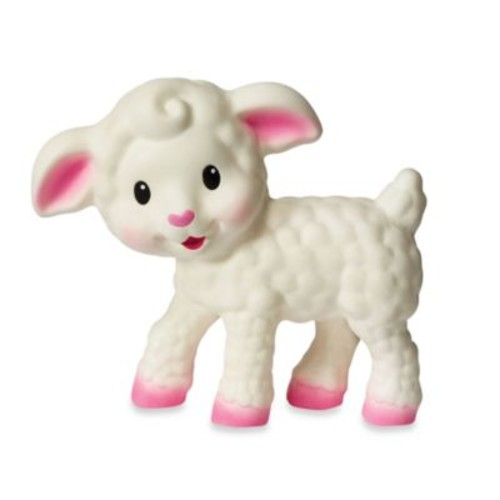 Infantino Squeeze & Teethe Lamb