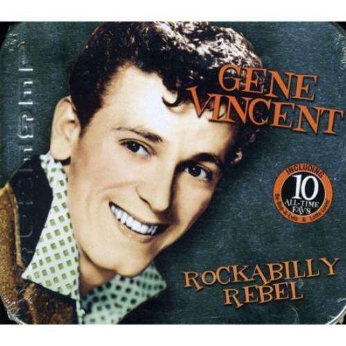 Rockabilly Rebel [Collector's Tin] [CD]