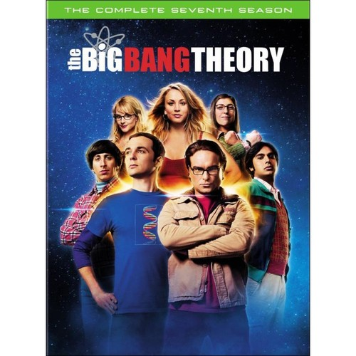 The Big Bang Theory: The Complete Seventh Season [3 Discs] [DVD]