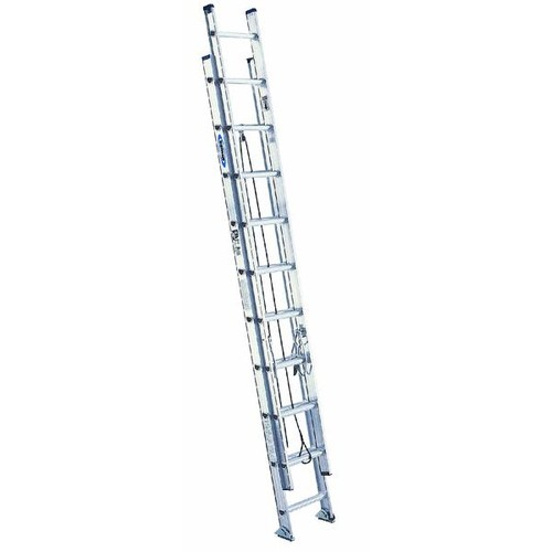 Werner Type IA Aluminum Extension Ladder - D1524-2