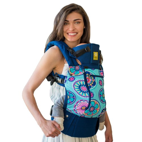 LILLEbaby Complete All Seasons Baby Carrier - Tranquility