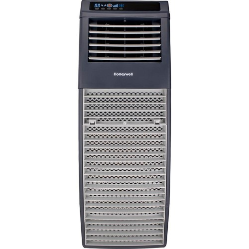 Honeywell 830 CFM 2-Speed Outdoor Portable Evaporative Cooler for 460 sq. ft. with Remote Control