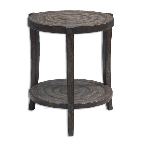 Uttermost Coffee, Console, Sofa & End Tables Pias Rustic Accent Table