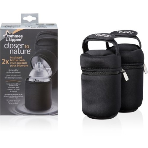 Tommee Tippee Insulated Bottle Bag, 2-Count [2 Count]