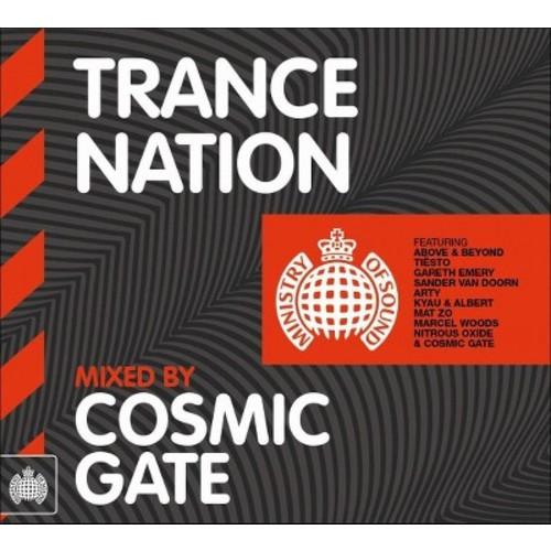 Trance Nation: Cosmic Gate [CD]
