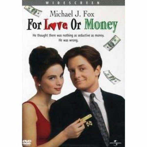 For Love or Money WSE DD5.1/DTS