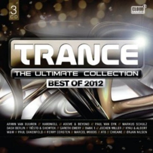 Trance: The Ultimate Collection Best of 2012 [CD]