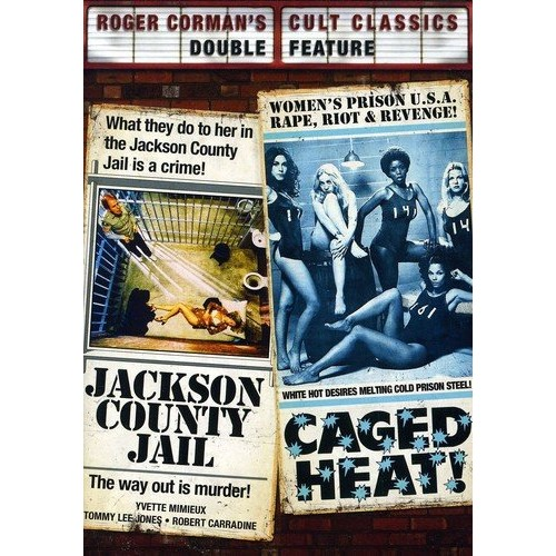 Jackson County Jail / Caged Heat