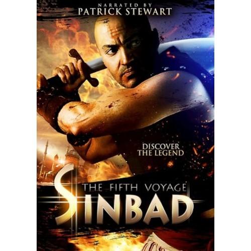 Sinbad fifth voyage (DVD)