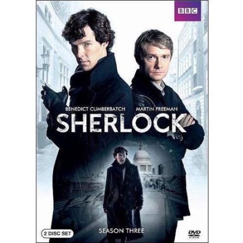 Sherlock: Season Three [2 Discs] [DVD]