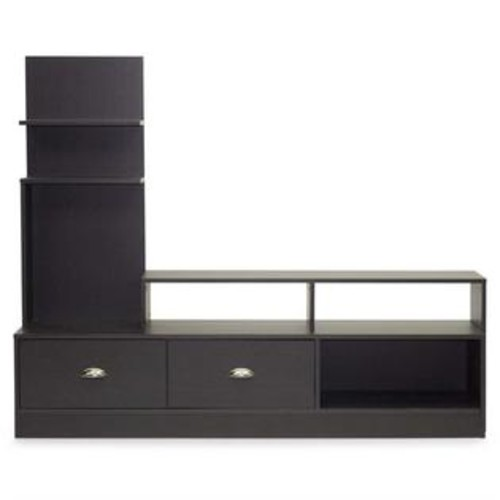 Baxton Studio Armstrong TV Stand in Espresso