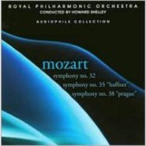 Mozart: Symphony No. 32