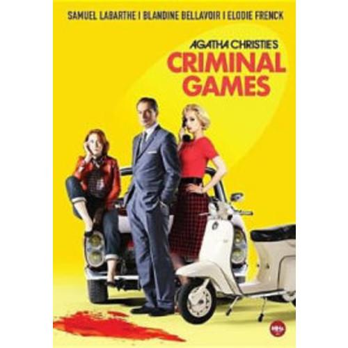 Agatha Christie's Criminal Games (DVD)